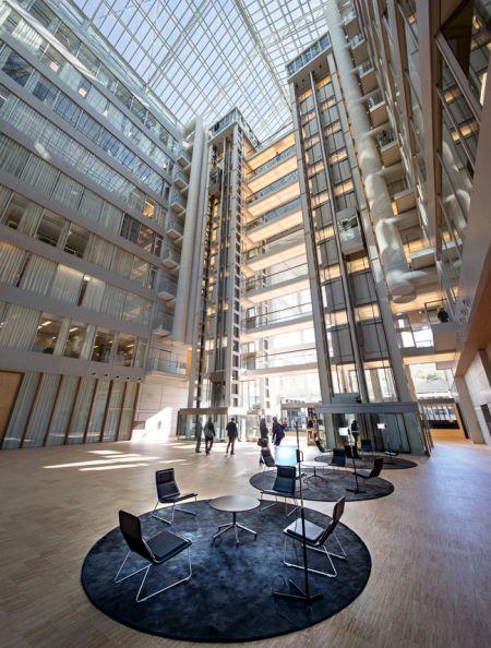 P rez llorca trasladar su sede de barcelona al edificio alta diagonal - Oficinas western union en barcelona ...