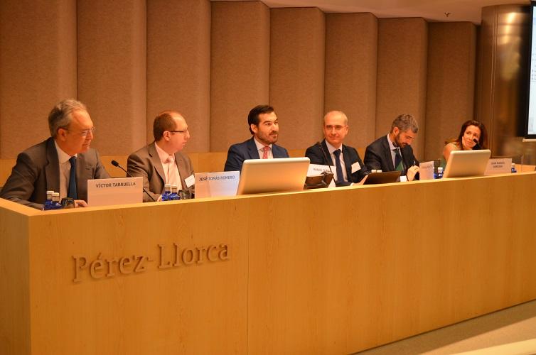 Jornada Fiscal Pérez-Llorca Euro-Funding p