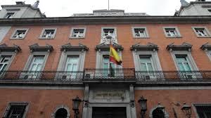MINISTERIO DE JUSTICIA. Secretaría General Técnica. (15)
