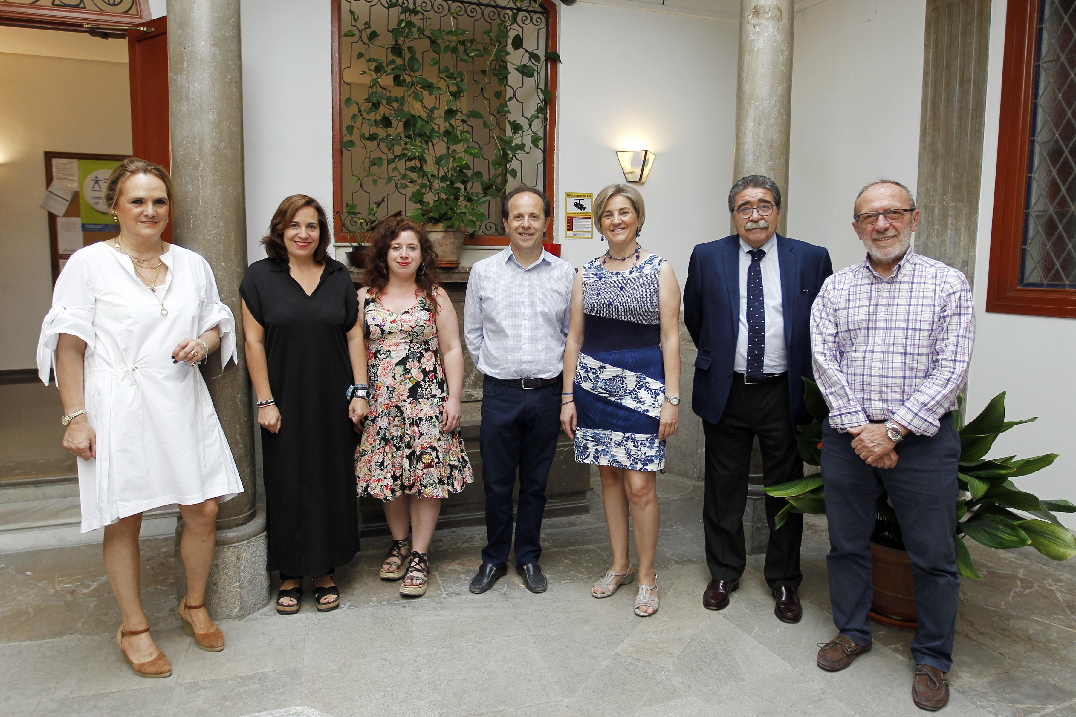 Junta Directiva Grupo Laboral icagr
