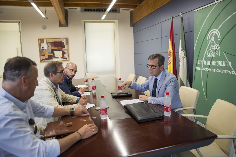 Reunión ICAGR-Delegación Justicia