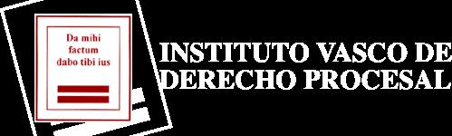 INSTITUTO VASCO DE DERECHO PROCESAL