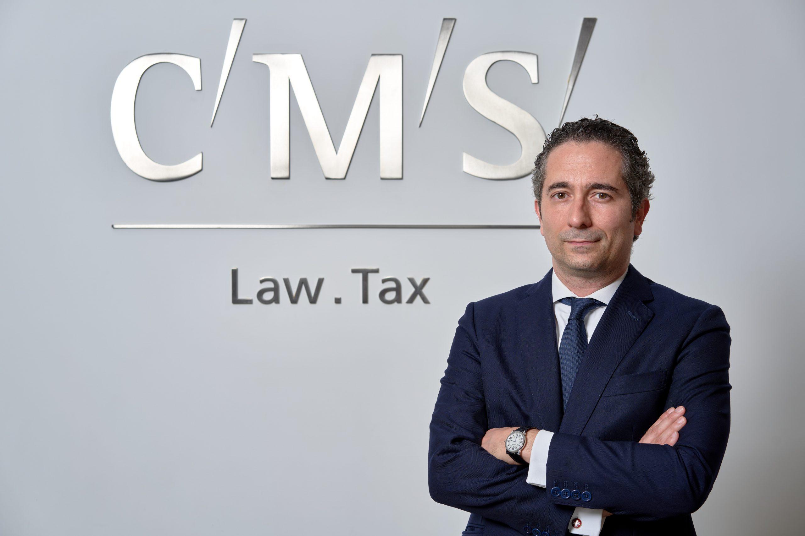 CMS Albiñana & Suárez de Lezo incorpora a Jaime Bofill para liderar la creación de su práctica de Seguros, Reaseguros e Innovación