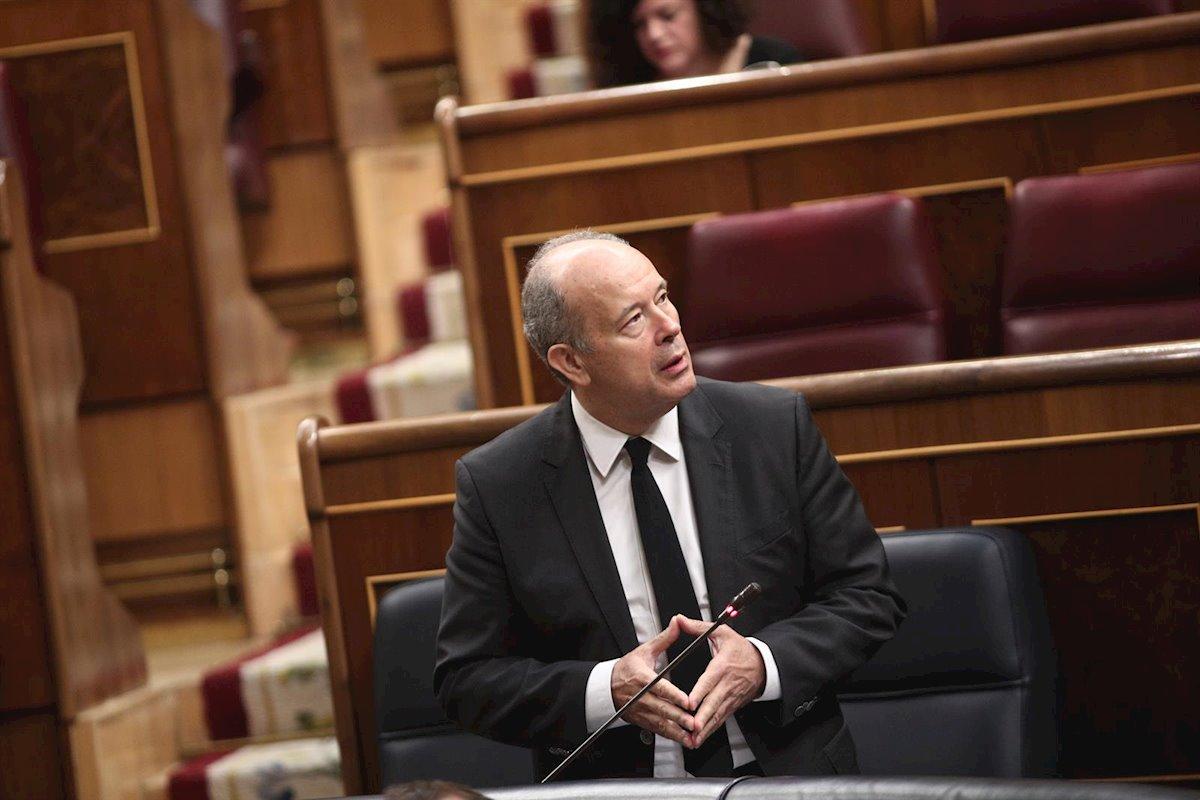 Juan Carlos Campo desmiente los ataques a la independencia judicial