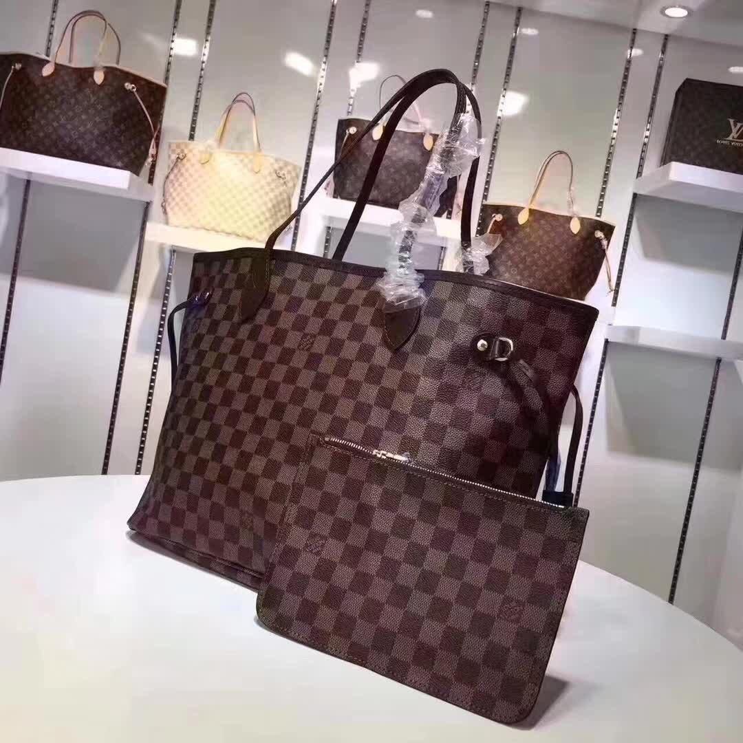 Victoria de Louis Vuitton en el TGUE: su clásico estampado sí tiene carácter distintivo
