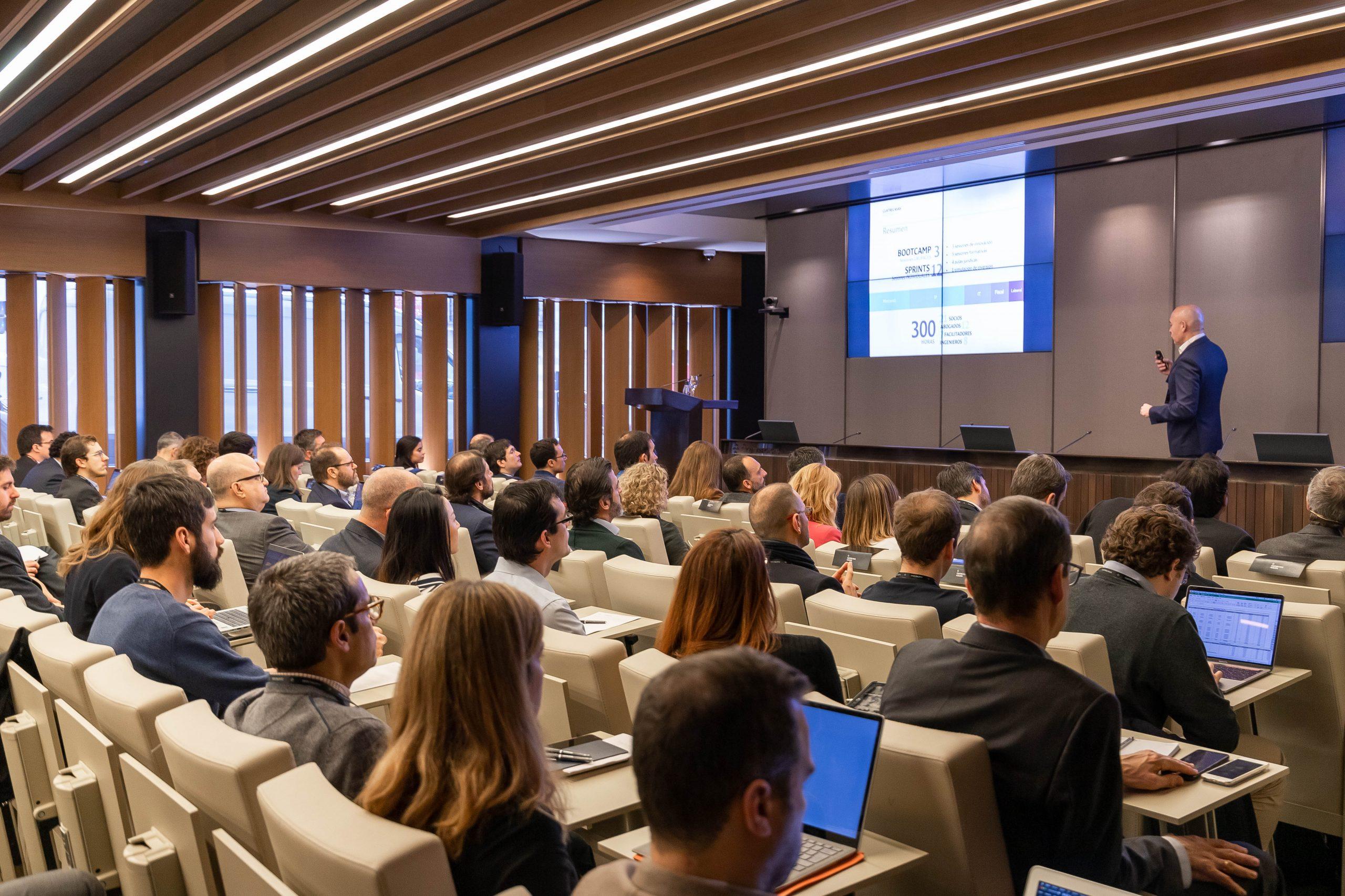 Más de 50 startups se inscriben en la 5 a edición de Cuatrecasas Acelera