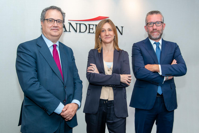 Andersen incorpora a Arancha Bengoechea como socia del área de Derecho Público y Regulatorio en Madrid