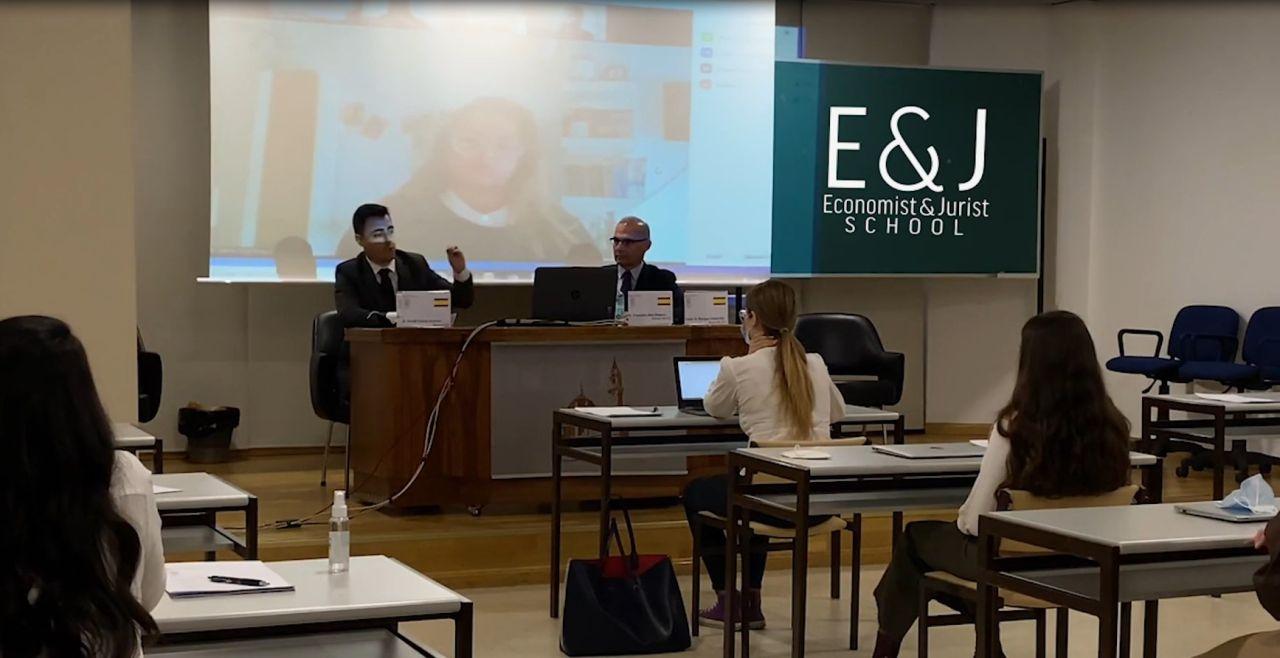 E&J School inaugura el curso académico con los alumnos del Máster de Acceso a la Abogacía