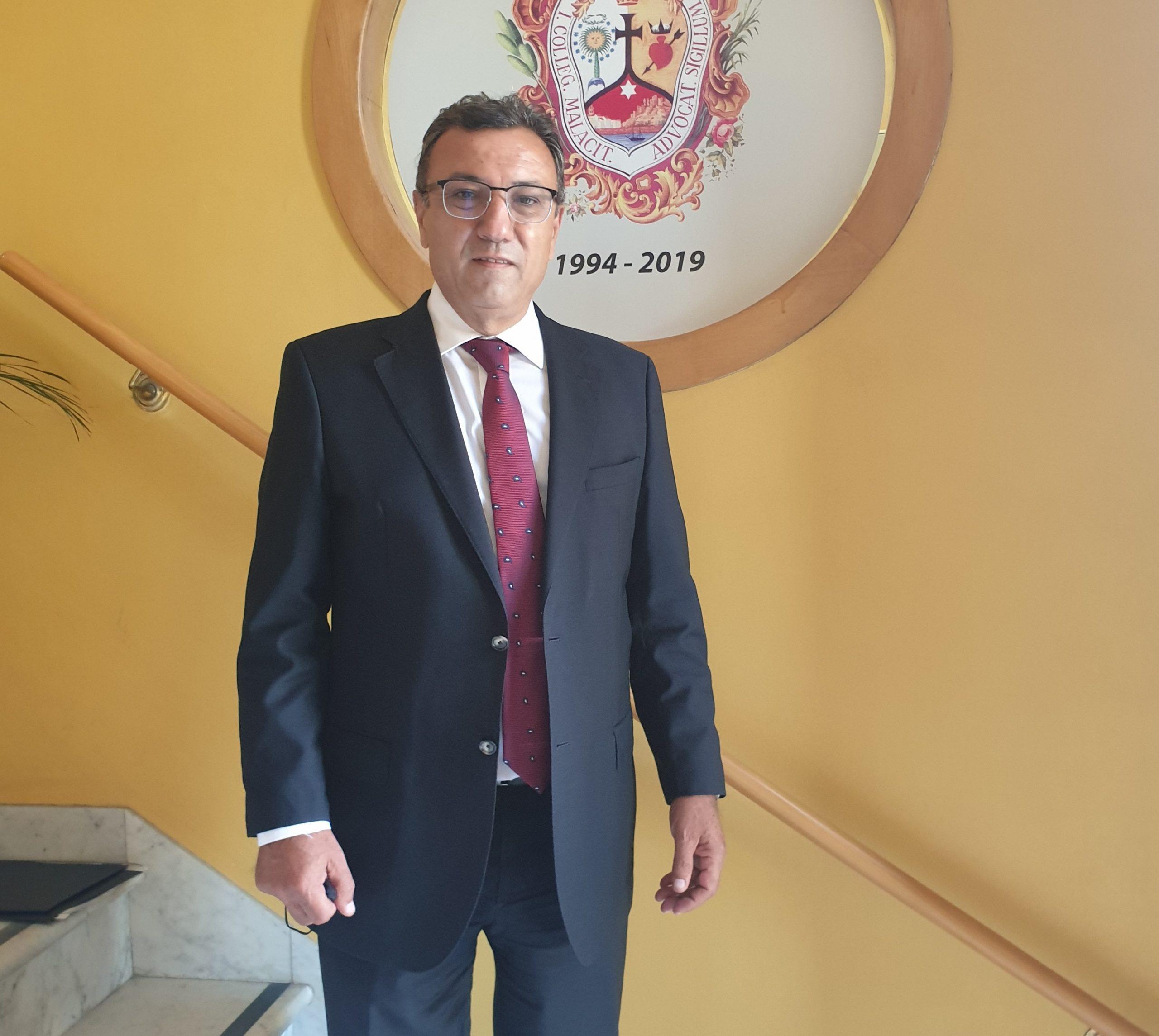 JOSE MANUEL CONEJO RUIZ Candidato a Decano del Colegio de Abogados de Málaga en las próximas elecciones que se celebrarán el día 28 de octubre próximo