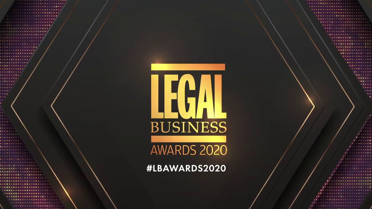 Paul Jenkins nombrado Socio Director del Año en los Legal Business Awards 2020