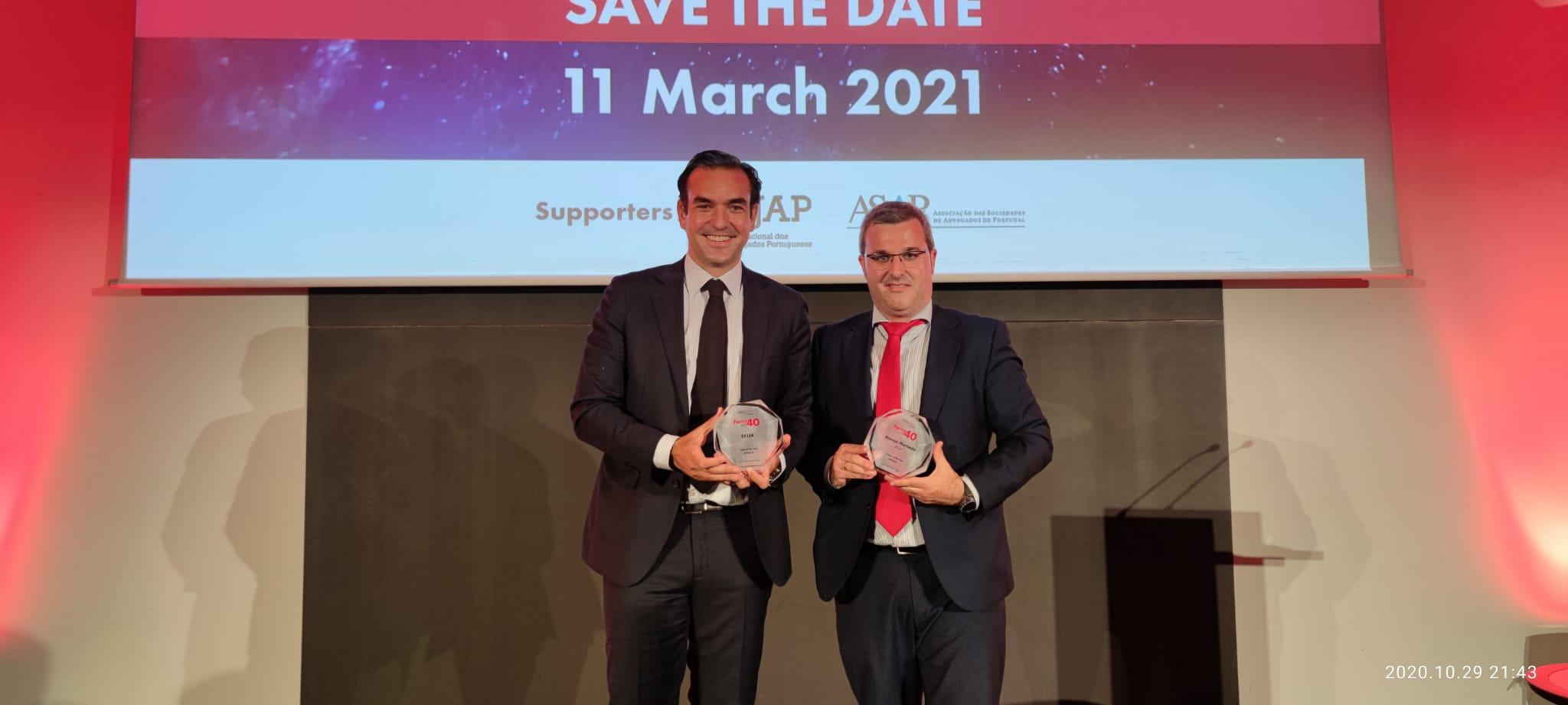 ECIJA repite elección por Iberian Lawyer como Firma del año