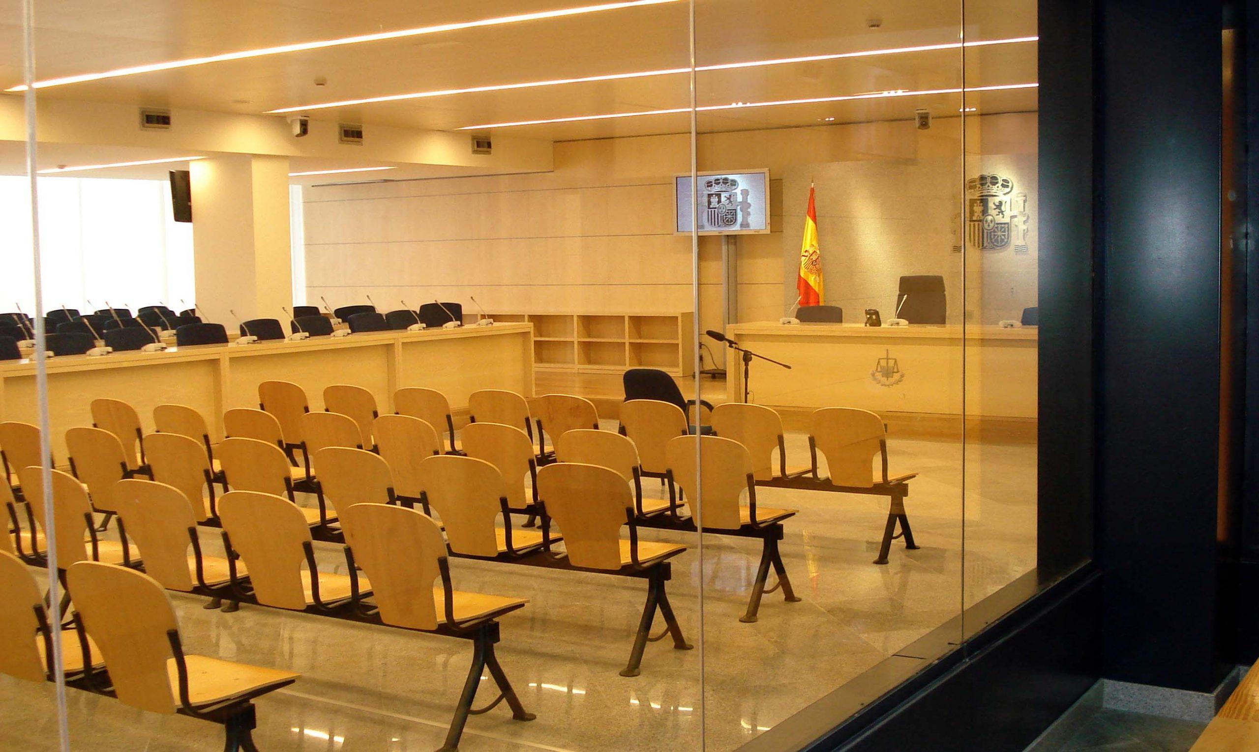 Multa de 3.000 euros por colgar en YouTube una grabación de una vista judicial