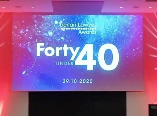 Reunión de las mejores firmas de abogados para los premios «Forty under 40 2020»