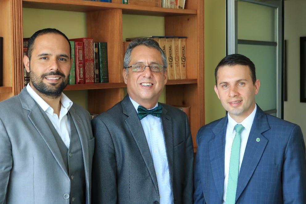 ECIJA afianza su presencia en Guatemala de la mano de Integrum