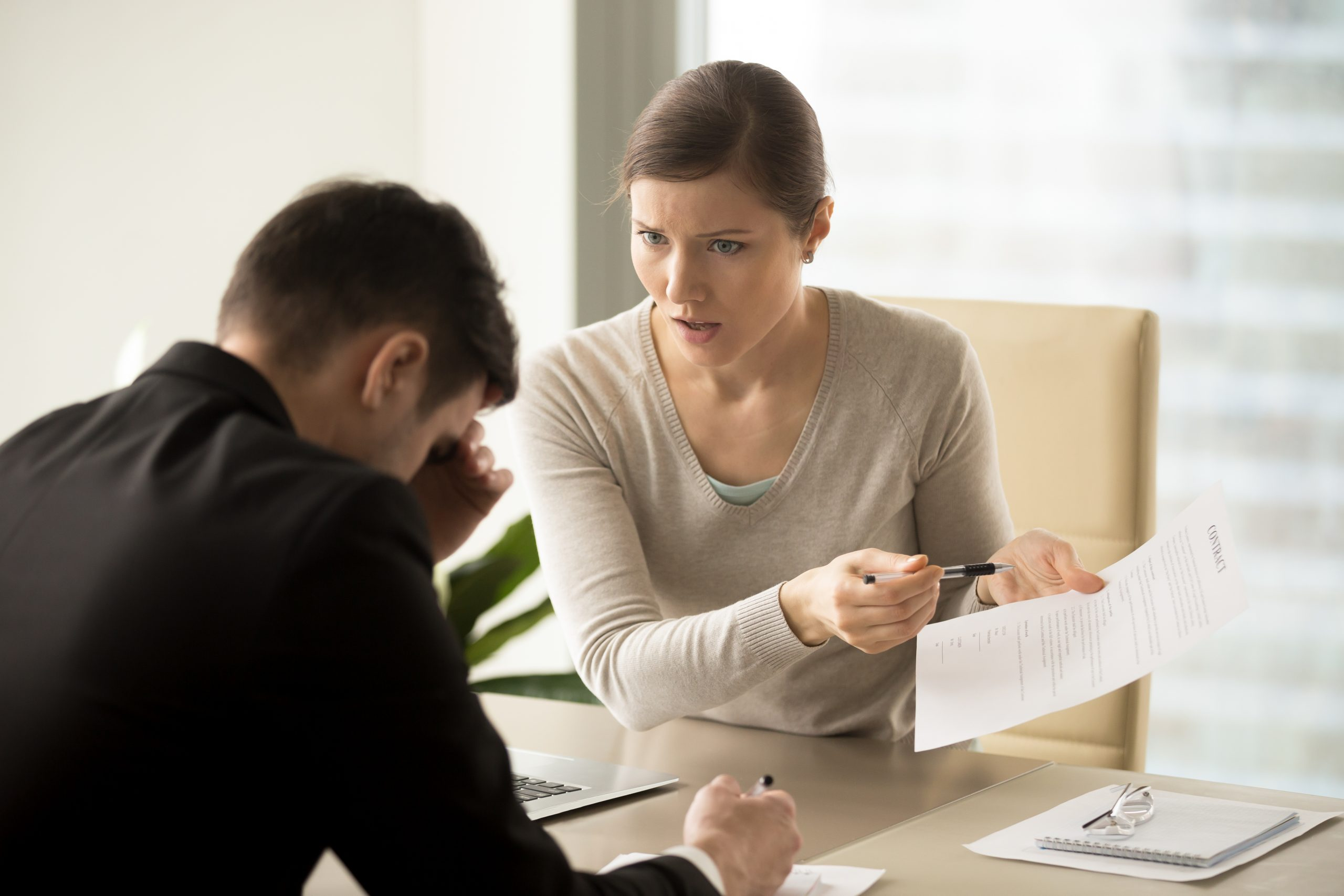 Disminución del rendimiento de trabajo: ¿Despido procedente o improcedente?