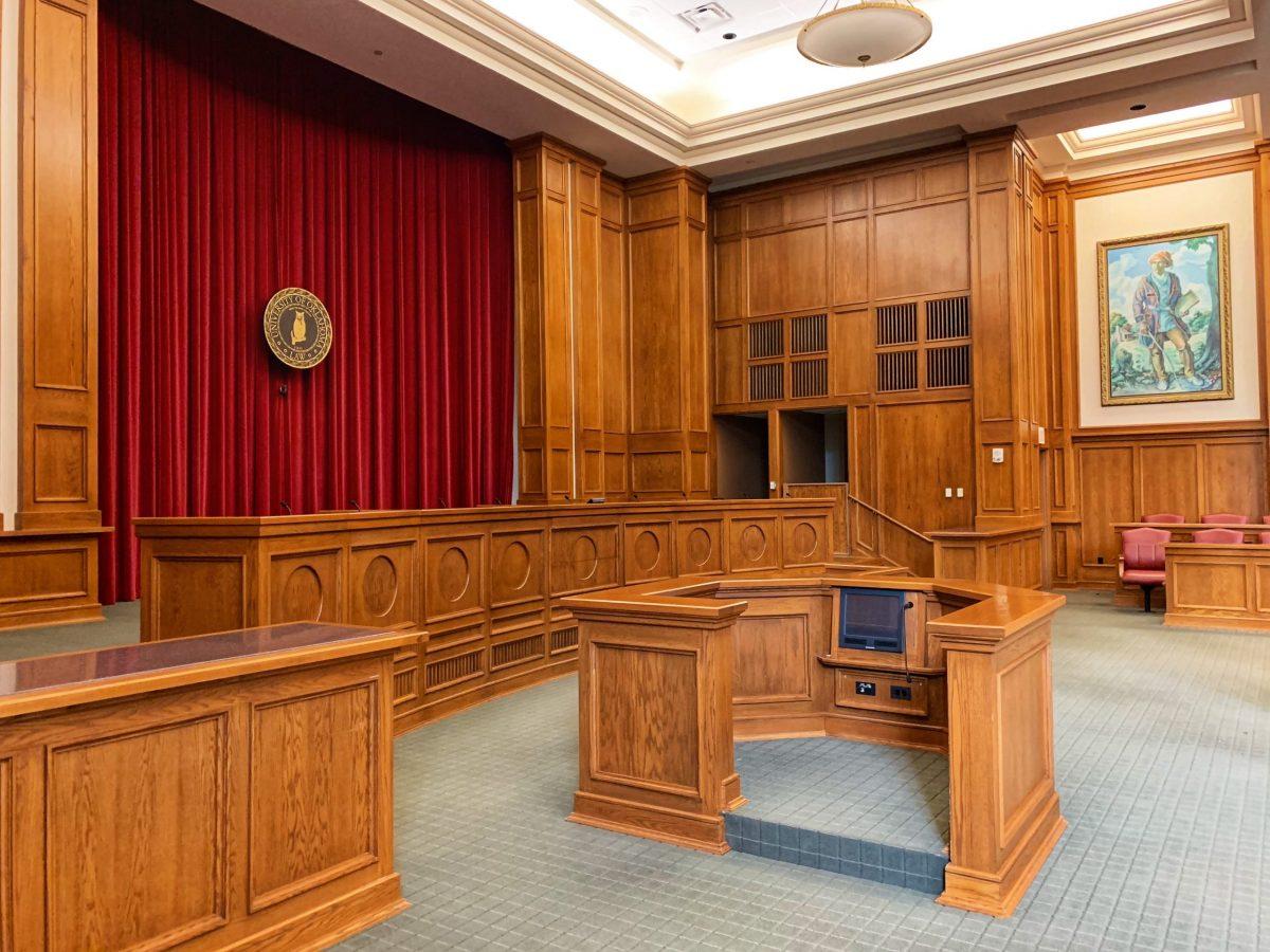 El ICAM pide suspender los juicios no urgentes a causa del temporal