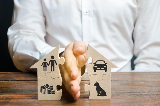 Una pareja acuerda las medidas provisionales hasta la ratificación del divorcio