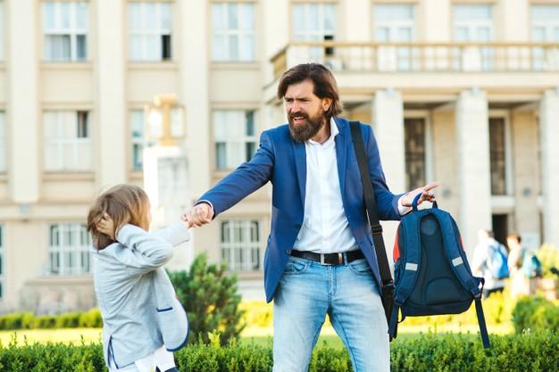Un padre se libera del pago de la pensión alimenticia porque su hija no quería relacionarse con él