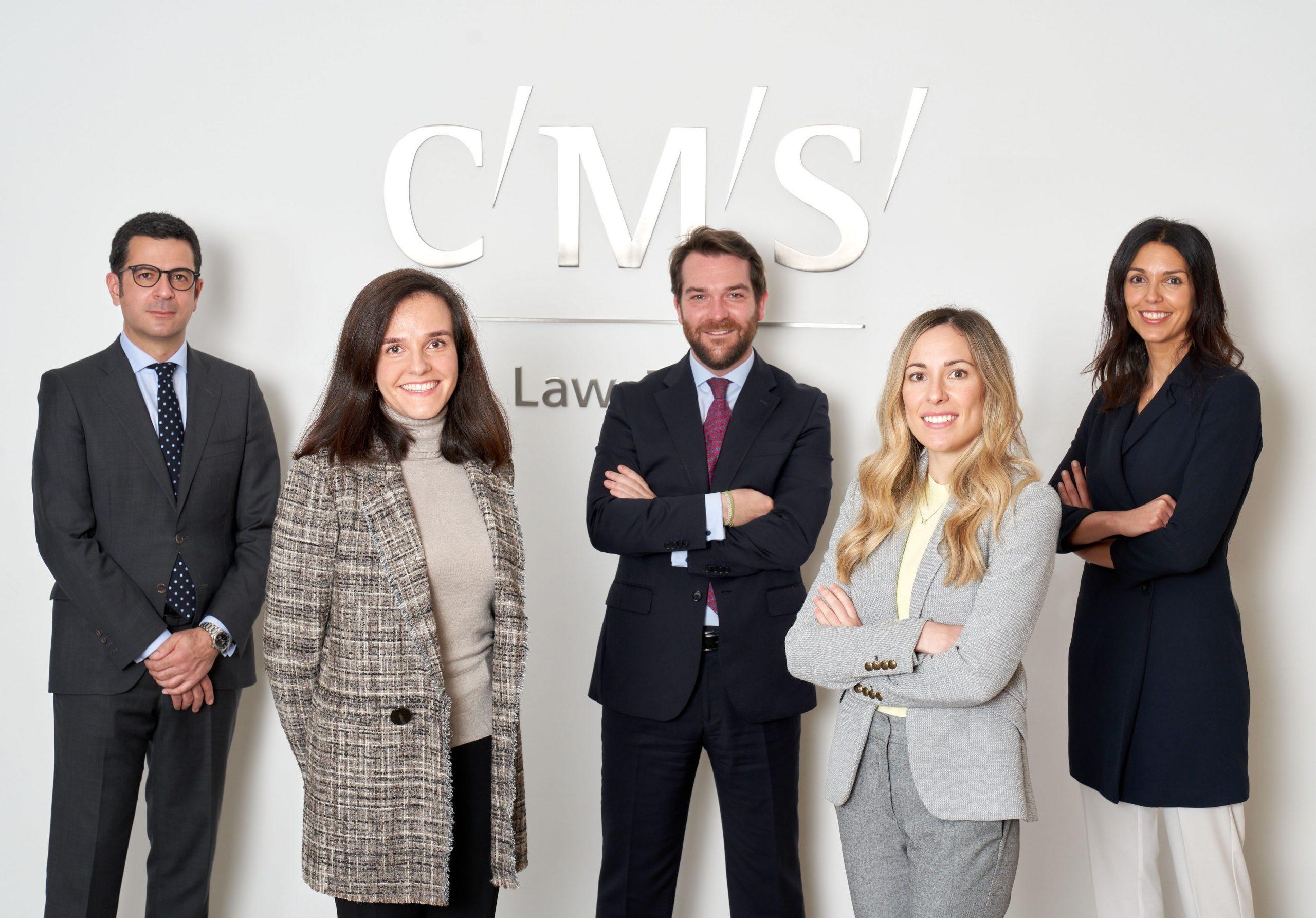 Cinco abogados de CMS Albiñana & Suárez de Lezo promocionados a Counsel