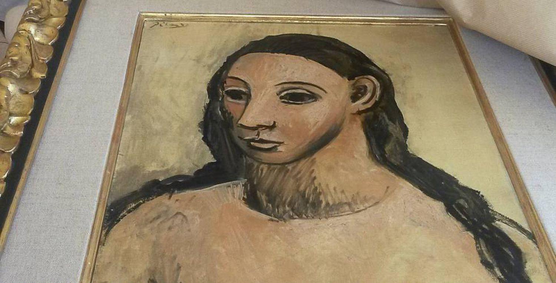 """""""Cabeza de mujer joven"""" de Picasso se queda en España, según el Supremo"""
