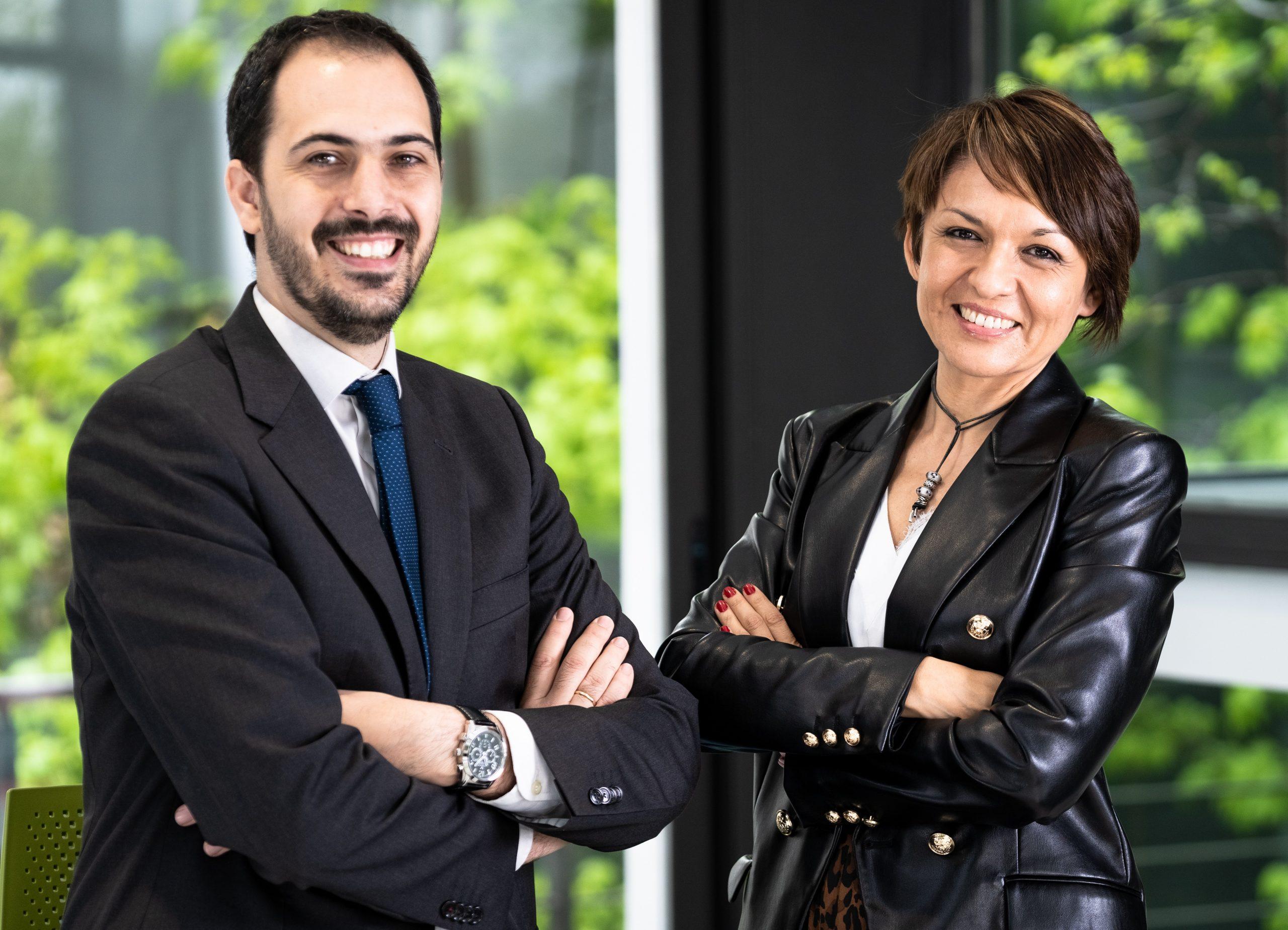 Nuevos fichajes en Alier Abogados: Silvia Palacios y Ricardo Fortún