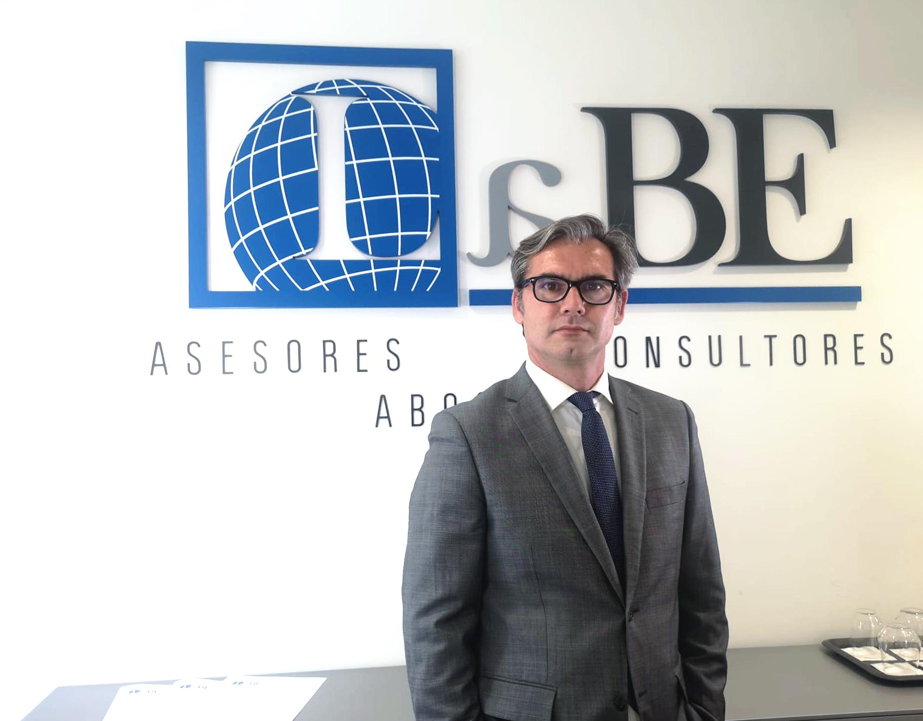 LABE fomenta su expansión internacional con el fichaje estratégico de Ricardo Arranz Pareja