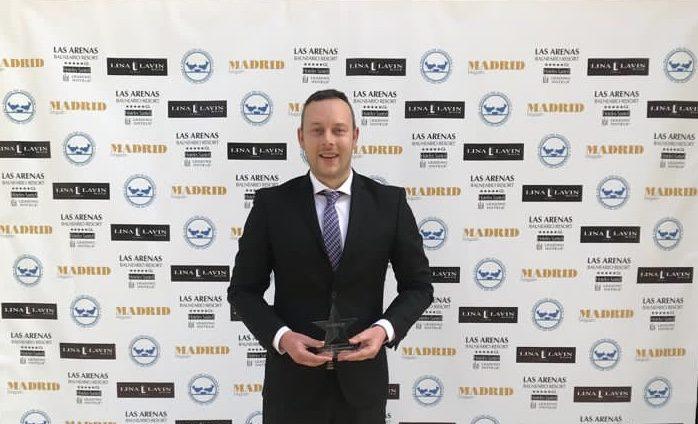 El abogado director de Albares Abogados, Pedro Albares, «Premio Madrid Magazine 2021»